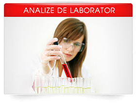 Analize de laborator Hiperdia