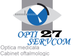 OPTI 27 SERVCOM - Optica medicala si oftalmologie computerizata