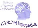 CABINET PSIHOLOGIE  CRISTINA DOHOTARU - cabinet logopedie
