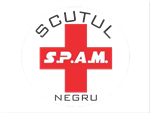SCUTUL NEGRU SPAM - Ambulanță privată - Asistență medicală la domiciliu - Transport sanitar pacienți