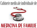 Cabinete medicale individuale de medicină de familie Piața 1 Mai nr. 4-5
