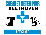Cabinet veterinar și petshop BEETHOVEN