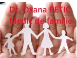 Dr. Oxana PETIC- Medic de familie Florești