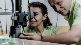 Optometrie - Biomicroscopie - Neurooftalmologie