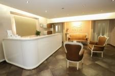 Sala asteptare Clinica Artis