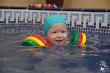Gimnastica acvatica pentru copii