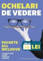 Pachete promoționale ochelari de vedere