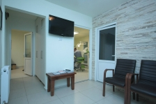 Sala de asteptare Cabinet stomatologic Dr. Marcov Vladimir