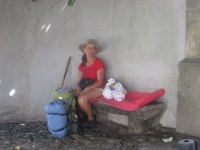 Manuela Băcăoanu - Camino de Santiago