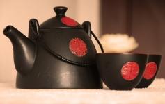 Savurand un ceai