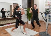 Electrostimulare musculatură