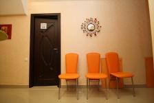 Sala de asteptare cabinet ginecologie Dr. Stanciu Anamaria