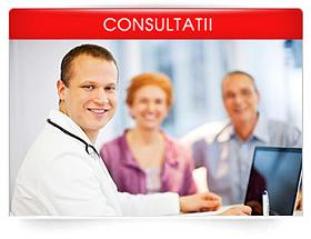 Consultatii de specialitate Hiperdia