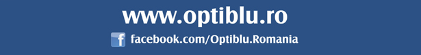 Site si pagina de Facebook OPTIblu