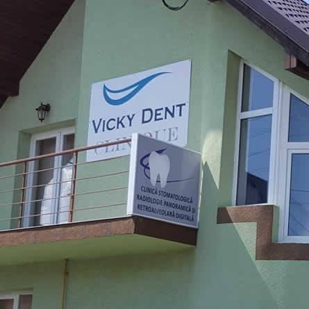 vicky dent descriere
